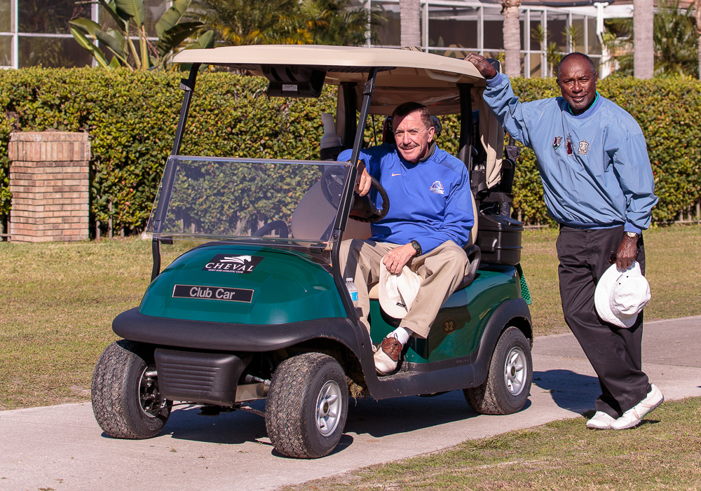 new golf carts