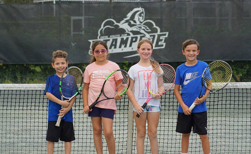 Junior Tennis Tampa Florida