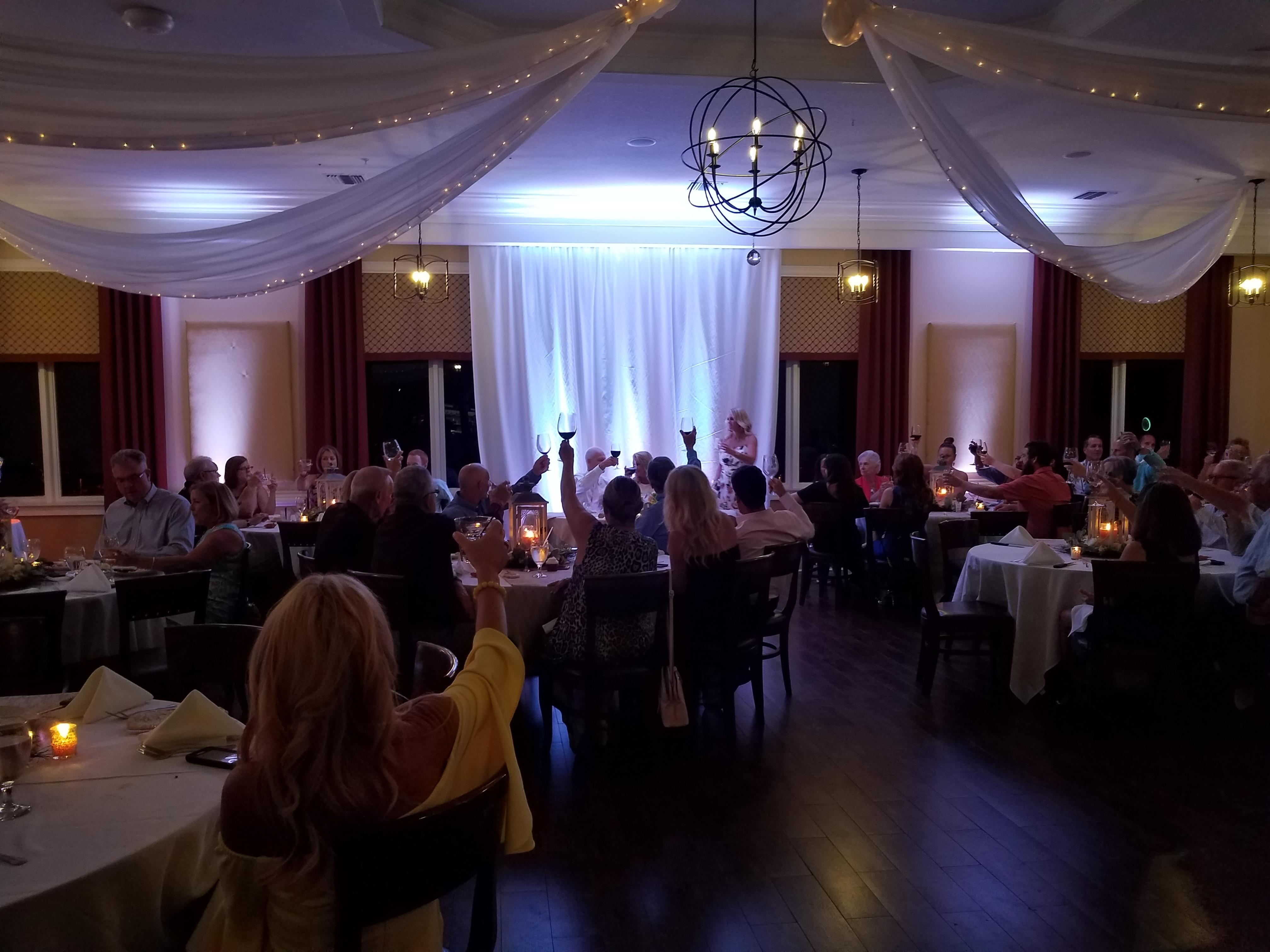 Banquets, Weddings, Events, Tampa