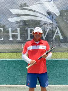 Jaime Fortuno Tennis Cheval